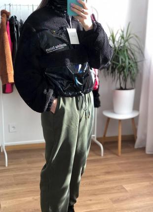 Куртка анорак виниловая куртка4 фото