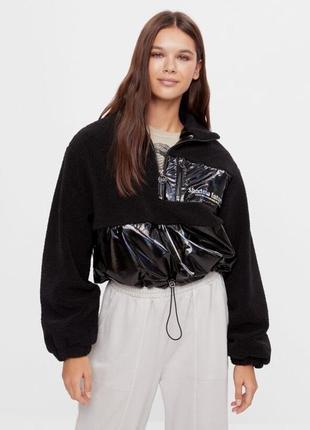 Куртка анорак виниловая куртка8 фото