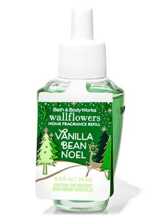 Фирменный аромат для дома vanilla bean noel от bath&body works,usa