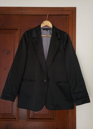 Пиджак атлас