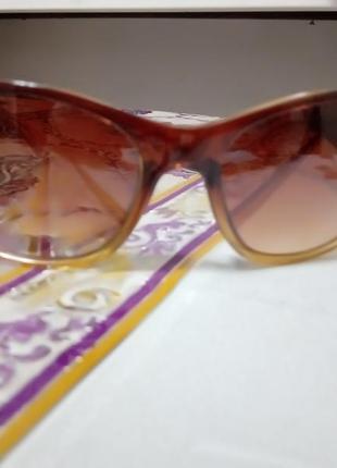 Очки с камнями, солнцезащитные