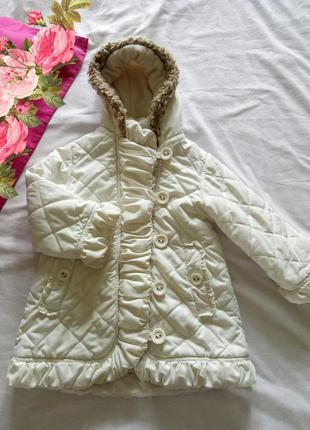 Красивая куртка для вашей принцессы!