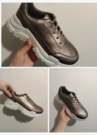 В наличии стильные деми кроссовки