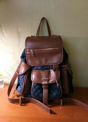 Рюкзак - сумка - портфель accessorize.