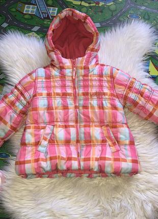 Курточка next на весну девочке 3/4 года, на рост 104 см