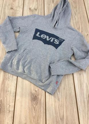 Стильное актуальное худи levis толстовка кофта свитшот свитер levi's h&m zara asos