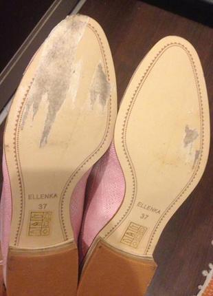 Новые туфли-броги