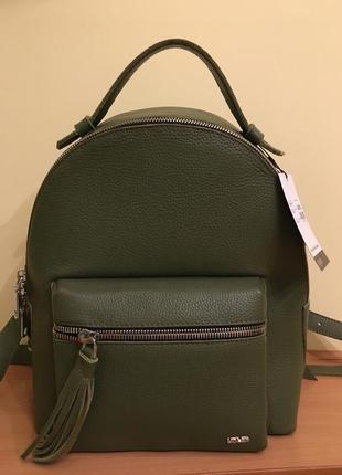 Кожаный рюкзак udler