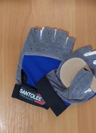 Перчатки для фитнеса, велоперчатки