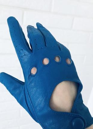 Рукавиці кожа шкіряні перчатки atmosphere