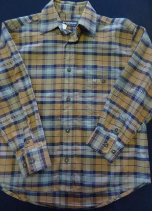 Рубаха для мальчика  mcgregor