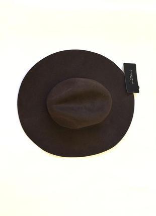 Шляпа, шляпка, капелюх, берет, шапка, zara, шерстяная