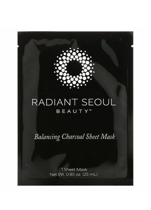 Тканевая маскаradiant seoul beauty™ iherb