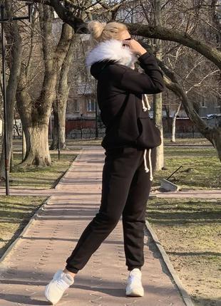 Костюм трикотажный женский4 фото