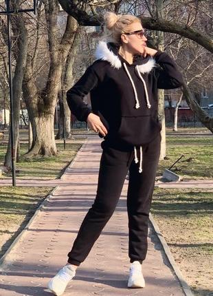 Костюм трикотажный женский2 фото