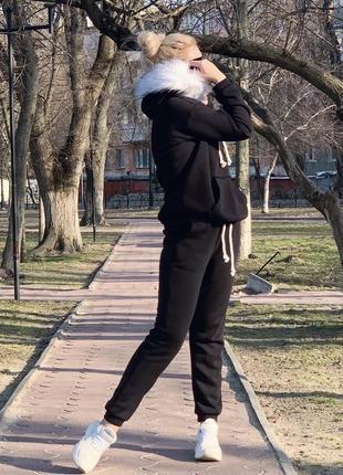 Костюм трикотажный женский5 фото
