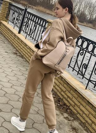 Костюм женский трикотажный3 фото