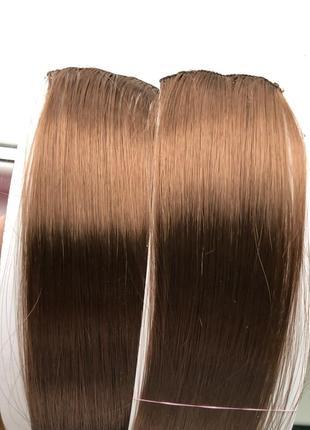 Волосы трессы пряди канекалон