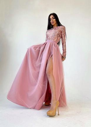 Платье выпускное вечернее платье праздничное платье