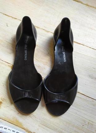 Летние мыльницы, пляжная обувь  22-22.5 см
