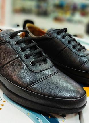 Кожаные кроссовки, спортивные туфли турция