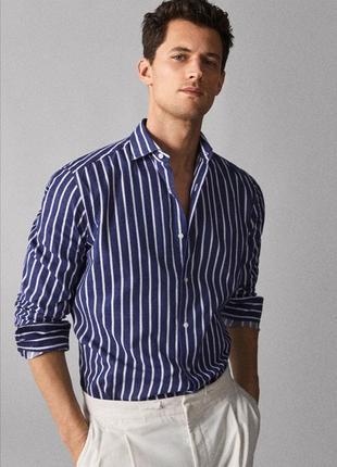 Massimo dutti рубашка