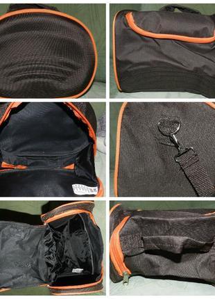 Две новые спортивные сумочки-косметички