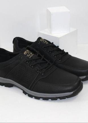 Мужские весенние туфли 46 47 48