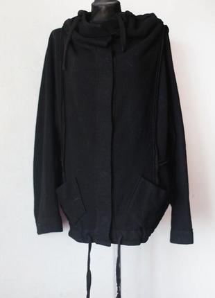 Куртка валяная(вареная) шерсть sulu 100% шерсть