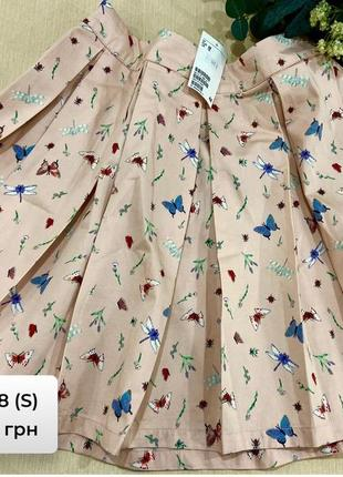 Классная 👍 юбка h&m. код 0178