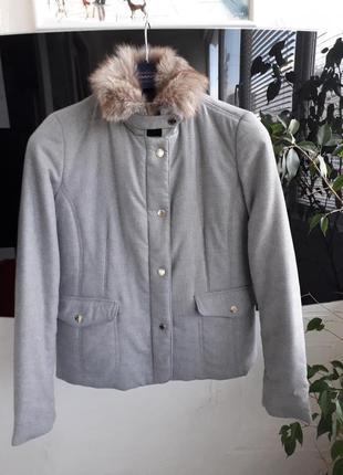 Осенняя куртка massimo dutti
