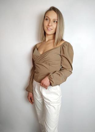 Стильна жіноча блуза