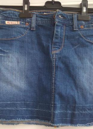 Джинсова спідниця\джинсовая юбка