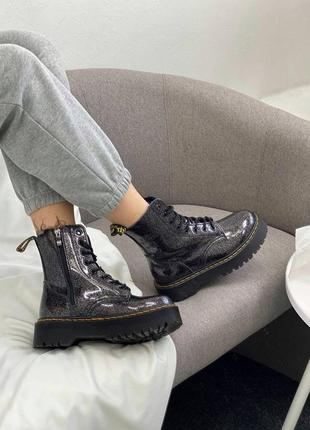 Шикарные женские осенние ботинки топ качество 🥭🍁