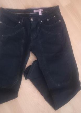 Плотные джынсы штаны брюки1 фото