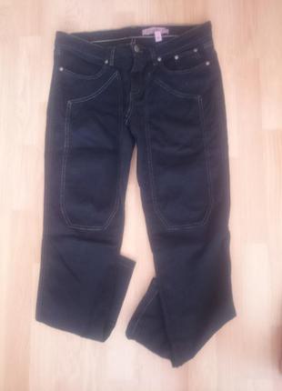 Плотные джынсы штаны брюки2 фото