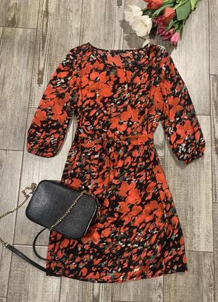 Нарядное платье sisley