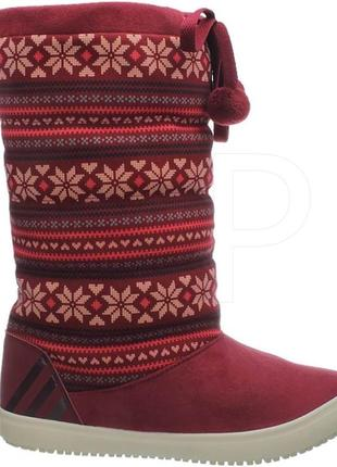 Сапоги adidas neo р. 42 по стельке 26,5 см