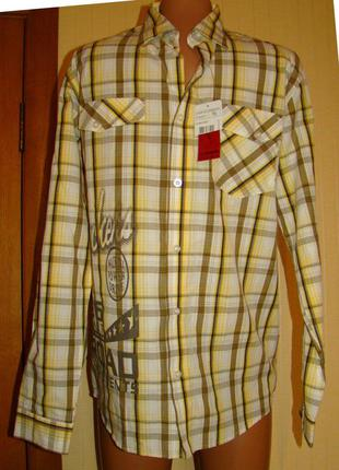 fc80a8083ea Детские желтые рубашки 2019 - купить недорого вещи в интернет ...