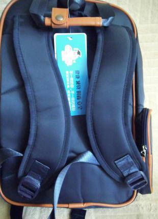Добротный ранец рюкзак портфель в школу 50% скидка
