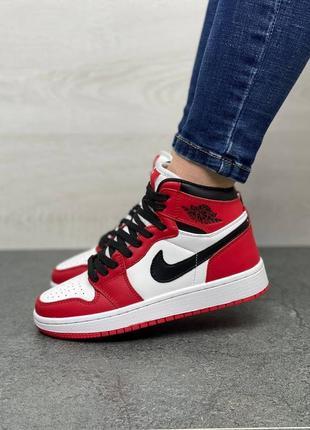 Женские кроссовки nike air jordan наложенный платеж