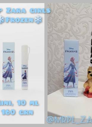 Парфюмированная вода духи парфюм зара оригинал zara frozen