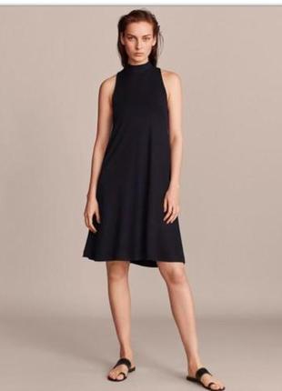 Одяг жіночий сукня т.синій 6612/660/401sk massimo dutti німеччина m,s,xs l