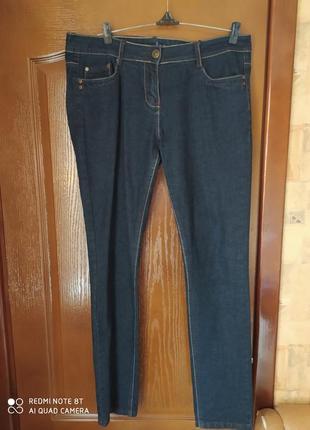 Denim co джинсы р.48-52 пот 46см