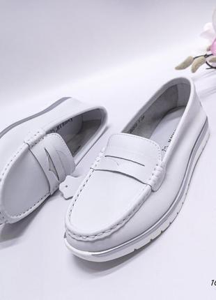 💥 стильные кожаные удобные туфли мокасины