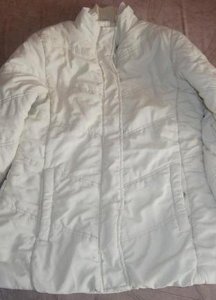 Куртка пальто осенняя и зимняя cherokee 36 размер