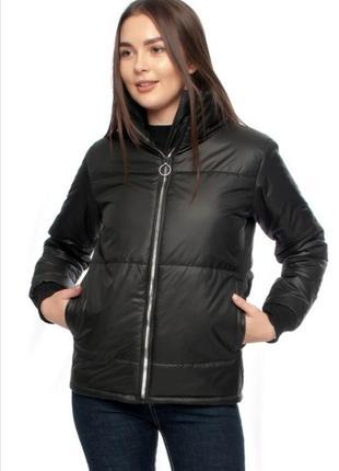 Куртка женская 40-48 размеры