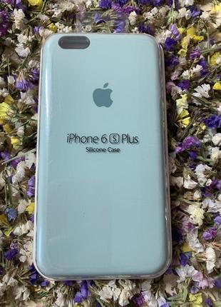 Роскошный силиконовый чехол на айфон для iphone 6 plus