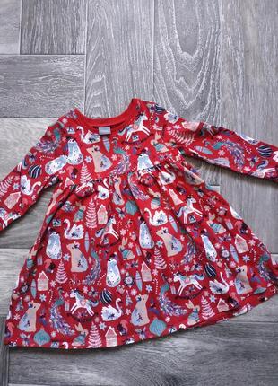 Плаття нарядне, новорічне, колекція 20-21 року