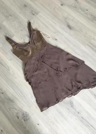 Шовкова сукня від karen miller